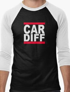 Cardiff Men's Baseball ¾ T-Shirt