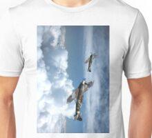 Spitfires cloud hopping Unisex T-Shirt