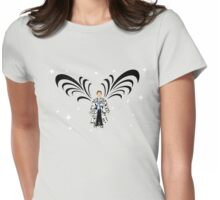 Abstract Angel (shirt) Womens Fitted T-Shirt