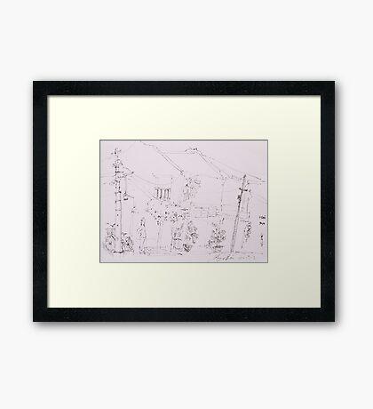 Hoi An II Framed Print
