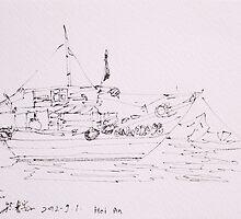 Hoi An IV (Ship) by lohyipei