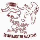 The truth about the Nazca lines by Emma Harckham