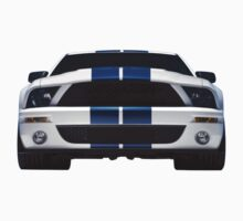FORD SHELBY GT 500 by BIG-DAVE
