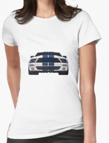 FORD SHELBY GT 500 Womens Fitted T-Shirt