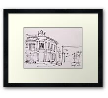 Old Building I Framed Print