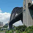 Sydney Harbour Bridge by TaniahMaree