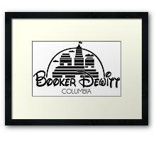 Columbia  Framed Print