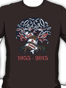 Toomer's Corner Roll In Peace.  T-Shirt