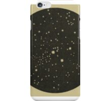Lucky Stars Vintage Perseus Constellation iPhone Case/Skin