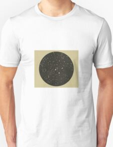 Lucky Stars Vintage Perseus Constellation Unisex T-Shirt