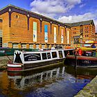 Castlefield Boats by inkedsandra