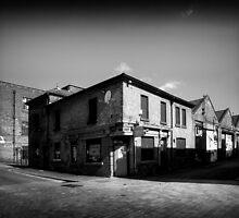 The Cross Keys Old Pub Ancoats by inkedsandra