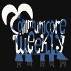 Communicore Weekly Five Legged Goat Logo by jeffheimbuch