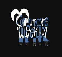 Communicore Weekly Five Legged Goat Logo Unisex T-Shirt