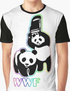 WWF [color ver.] Graphic T-Shirt