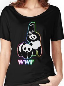 WWF [color ver.] Women's Relaxed Fit T-Shirt