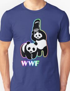 WWF [color ver.] Unisex T-Shirt