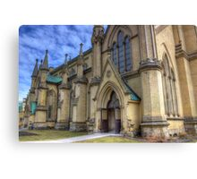 St. James Cathedral 4 Canvas Print