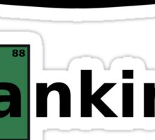 Ranking Bad? Black Hat SEO - Breaking Bad Parody Sticker