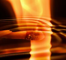 Fire and Water by aprilann