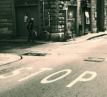 A Junction in Florence, Italy by will897