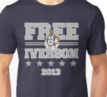 #Free Iverson (G'Town) Unisex T-Shirt