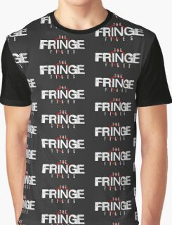 The Fringe Files Graphic T-Shirt
