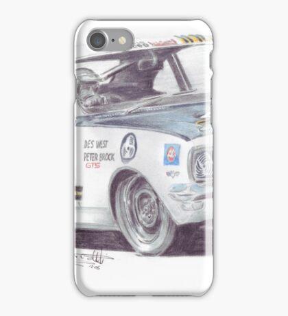 Monaro Peter Brock iPhone Case/Skin