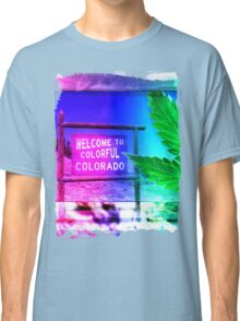 #Happy420  Now serving High Altitude Snacks Classic T-Shirt