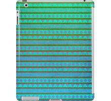 Aztec Summer iPad Case/Skin