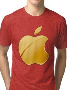 Gold Apple Tri-blend T-Shirt