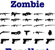 Zombie Repellent by ShelfDome