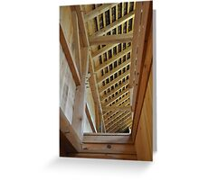 Barn Loft Greeting Card