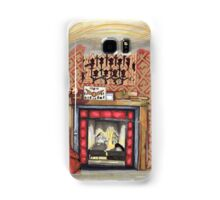 Sherlock's Fire Place Samsung Galaxy Case/Skin