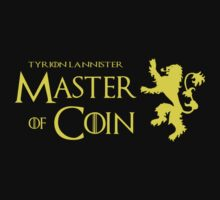 Master of Coin (gold) by karlangas