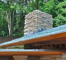 Kentuck Knob Roof by studio20seven