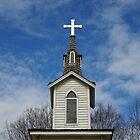 Church Cross by WildestArt