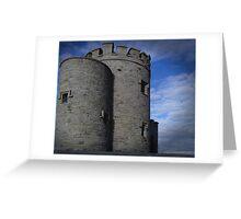 O'Briens Tower Greeting Card