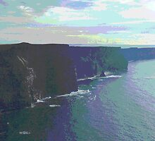 Cliffs of Moher Poster by CHINOIMAGES