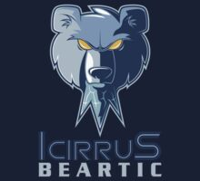 PokeSports - Icirrus Beartic by Gilles Bone