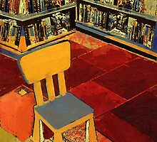 Where I Sit by RC deWinter