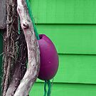 purple float by seagrass-cowes