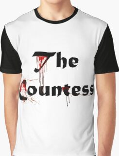 The Countess - American Horror Story Graphic T-Shirt