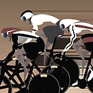 Sir Chris Hoy by Andy Scullion