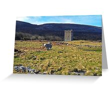 Tower House Greeting Card