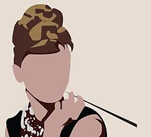 Breakfast at Tiffany's  by mellabeads