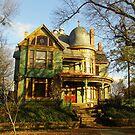 Beautiful Victorian by WildestArt