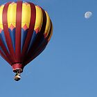 Hot Air Balloons by amyschuldies