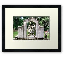 Watching Over Scalise  Framed Print