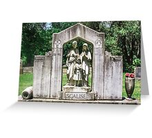 Watching Over Scalise  Greeting Card